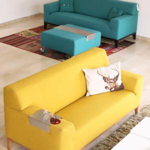 Collectie meubels